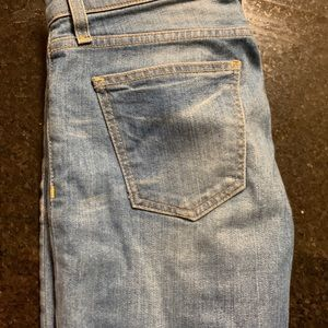 Current/Elliott Jeans - Current/Elliot high rise stiletto 1970 reDo jeans